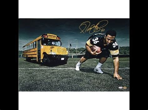 Jerome Bettis - The Wheels on The Bus (pt